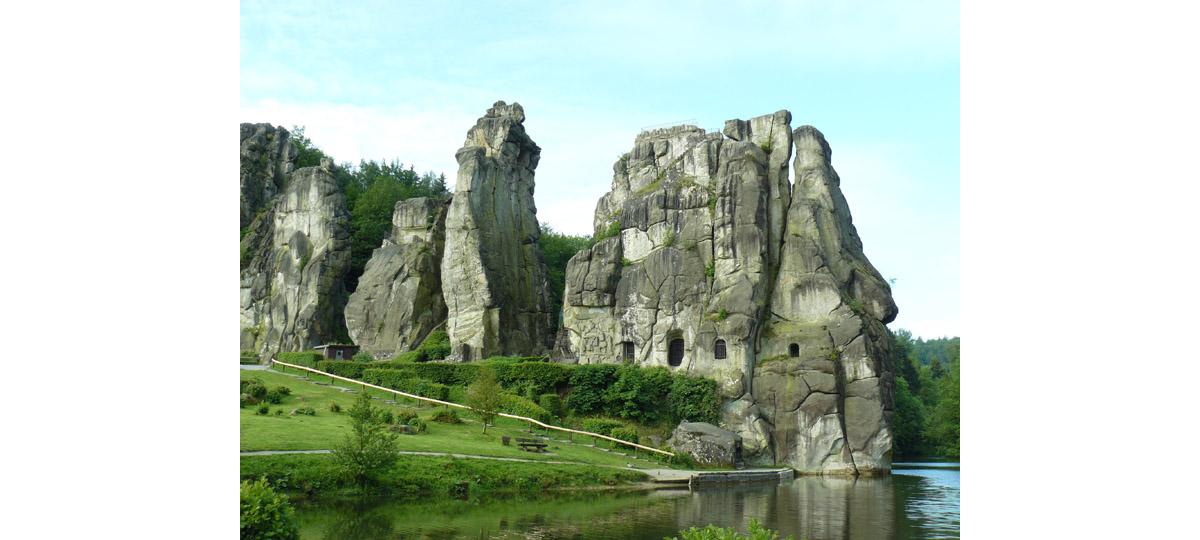 Geomantische Orte in NRW