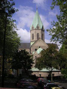 Essen-Werden_Abteikirche_St.-Ludgerus