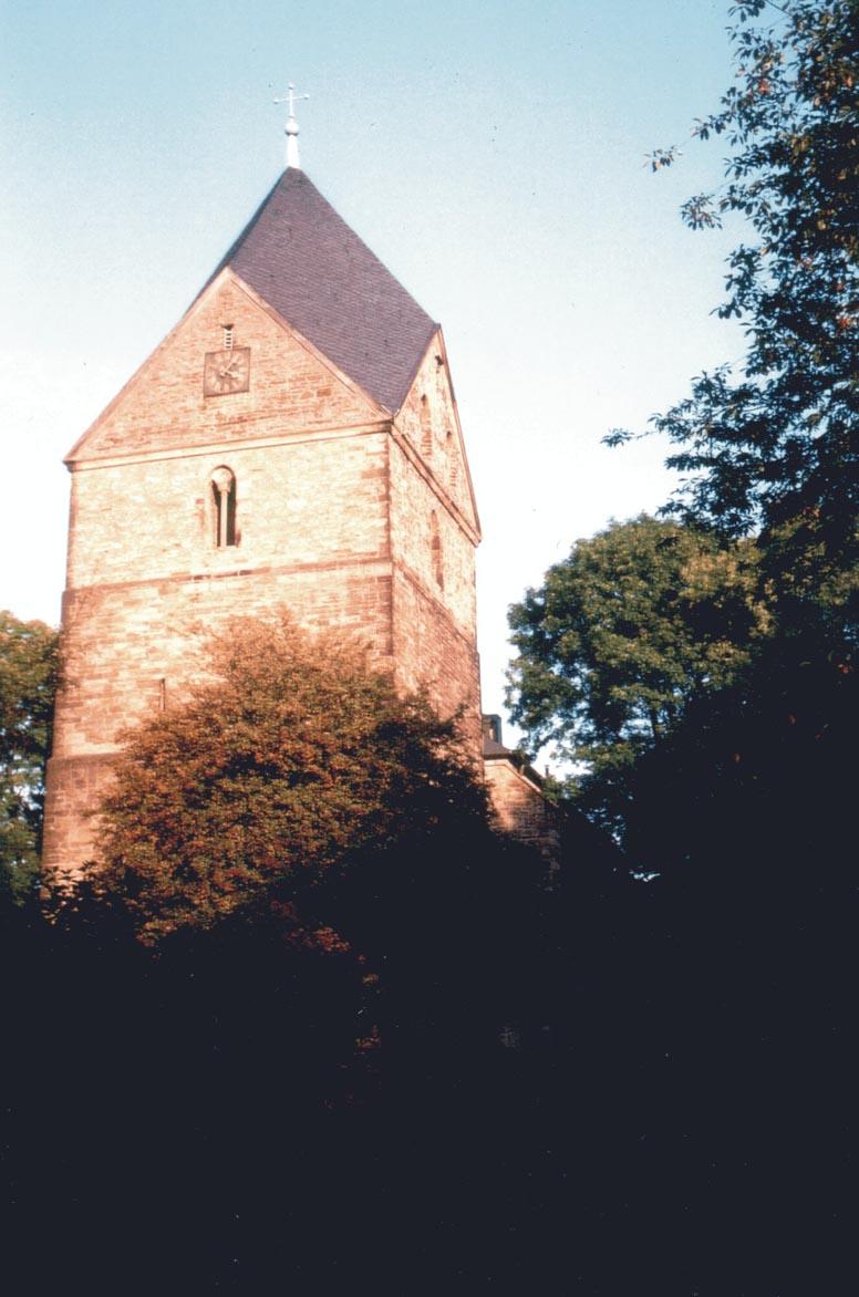 Ausgrabungen belegen eine vorchristliche kulturelle Nutzung an diesem Ort.