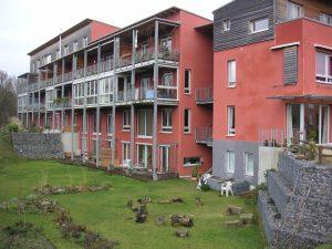 geomantisches Wohnprojekt mit 20 Wohneinheiten